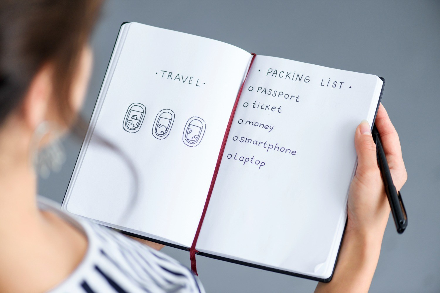 Last Minute Travel Checklist